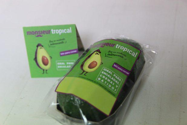 monsieur tropical packaging
