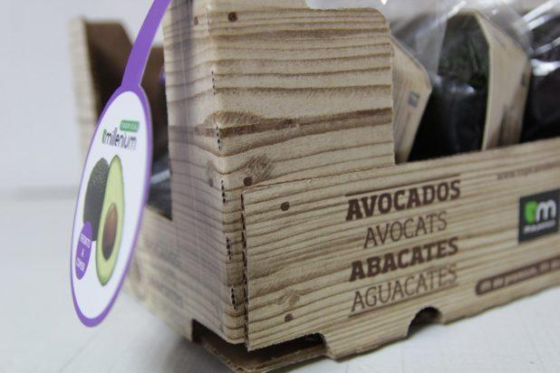 Avocados tropical millenium – with the m of premium