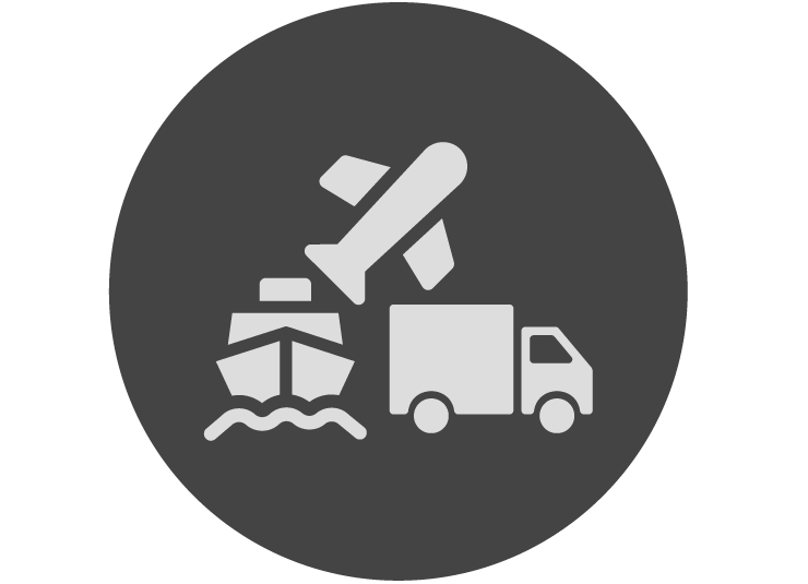 tropical millenium – logistics