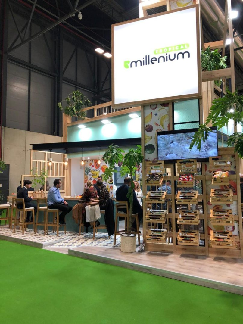 Stand Fruit Attraction 2019