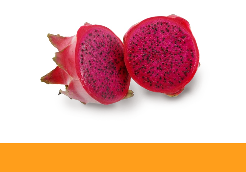 Pitaya or dragonfruit